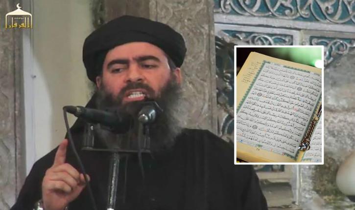 L'islam est le meilleur bouclier de l'état islamique contre l'occident