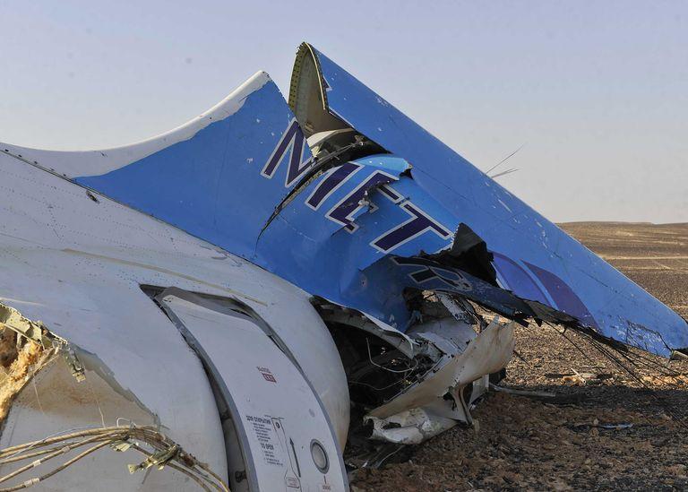 Avion de ligne Russe: «Une roquette tirée au décollage»