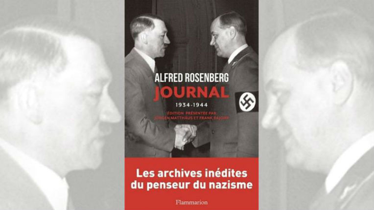 Journal d'un monstre: Les archives inédites du penseur du nazisme