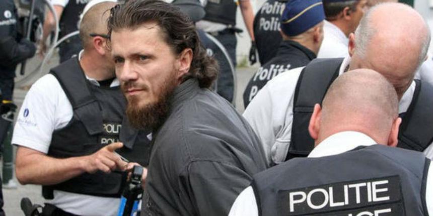 Arrestation djihadistes belgique