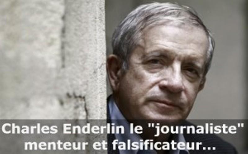 L'hostilité anti-israélienne systématique de Charles Enderlin