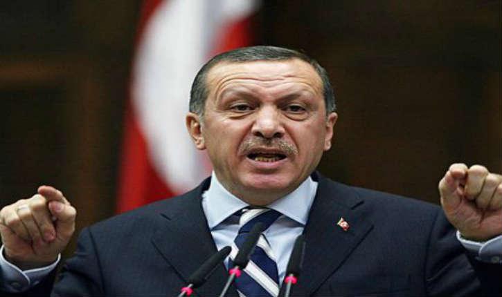 Le dictateur islamiste Erdogan qualifie de «provocation absolue» la construction de nouveaux logements en Judée Samarie