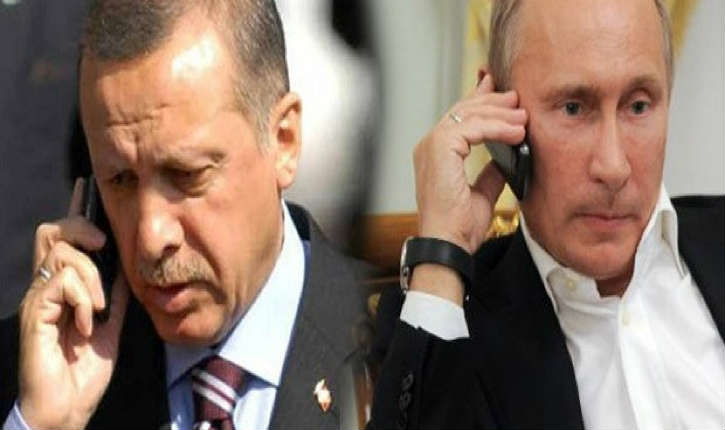 Erdogan avertit Poutine « de ne pas jouer avec le feu ».  En réponse les Russes frappent tous les véhicules turcs