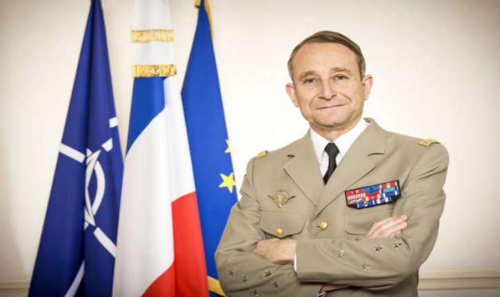 Général de Villiers: « l'objectif est d'anéantir Daesh partout où il se trouve »