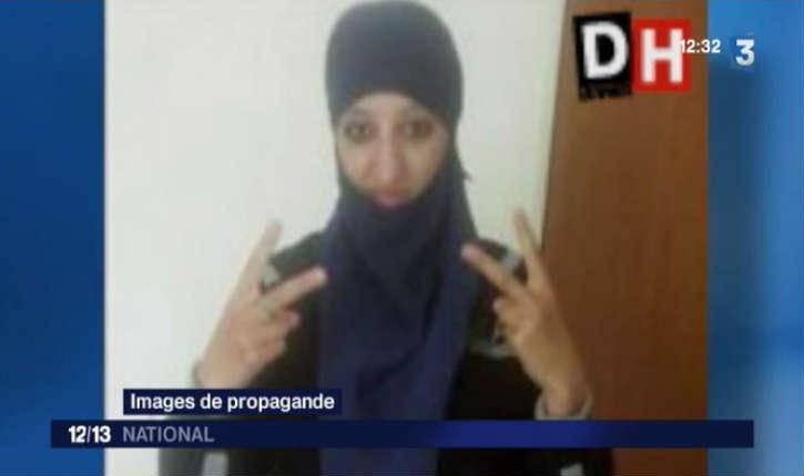 [Vidéo] Saint-Denis: Hasna Aït Boulahcen, serait devenue la première femme kamikaze en France