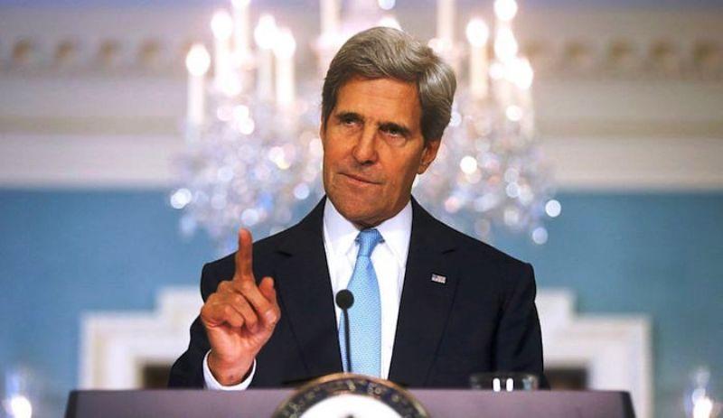 Kerry : «Israël peut être un Etat juif, ou démocratique, mais pas les deux». De quoi se méle-t-il ?