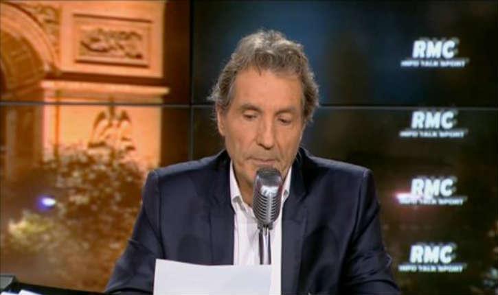 Bourdin accusé d'être «à la solde du gouvernement» sur une «télé de propagande» (Vidéo)