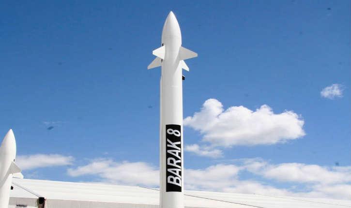 Israël: le missile antiaérien Barak 8 est opérationnel face au missile russe P-800 Oniks
