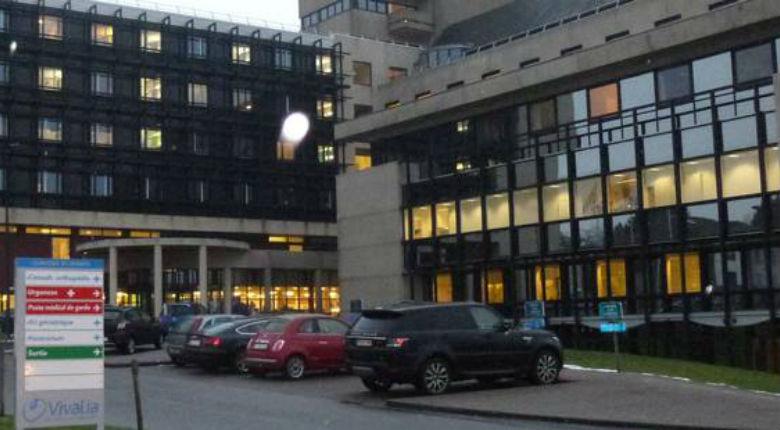 Molenbeek: L'hôpital saint Joseph d'Arlon en état d'alerte attentat maximum