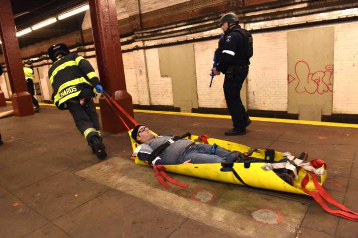 Attentats: New York procède à une simulation d'une attaque terroriste