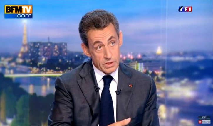 [Vidéo] Nicolas Sarkozy, propose à François Hollande «l'assignation à résidence des personnes fichées «S» avec bracelet électronique»