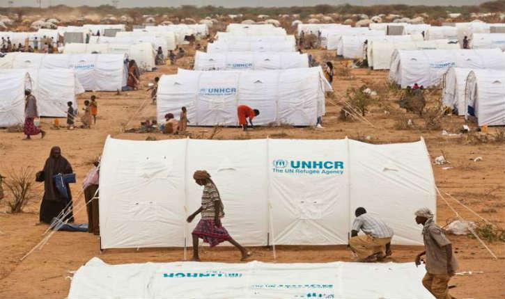 Attentats de Paris: l'ONU estime que «ce n'est pas la solution» de refouler des réfugiés de Syrie