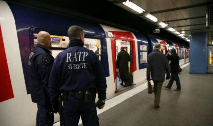 Paris : Alerte, l'agresseur au couteau qui attaque les voyageurs dans le métro court toujours