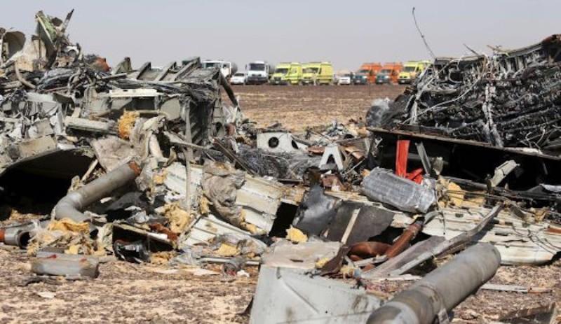 Un clerc musulman de l'Université Al-Azhar, suspect N°1 dans le crash de l'avion du Sinaï.