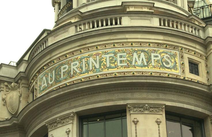 Printemps et Galeries Lafayette Haussmann : fausse alerte après une suspicion de voiture piégée