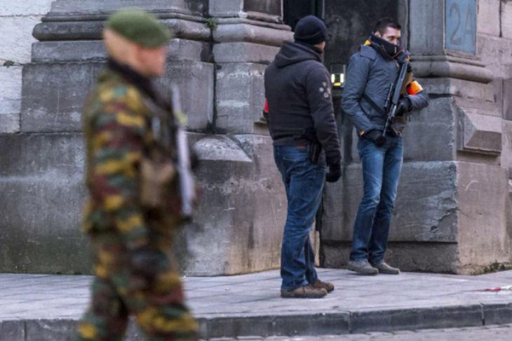 Menace terroriste: arrestation d'un terroriste important à Bruxelles
