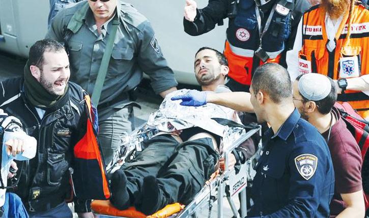 Police israélienne: «ils envoient des mineurs, au cerveau lavé, poignarder des juifs»