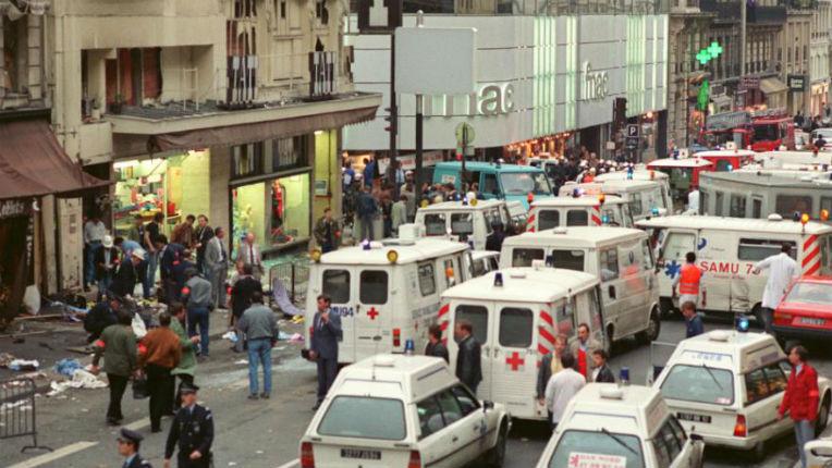 [Vidéo] Fillon prêt à faire alliance avec les terroristes islamistes du Hezbollah, responsables de nombreux attentats en France dans les années 1980