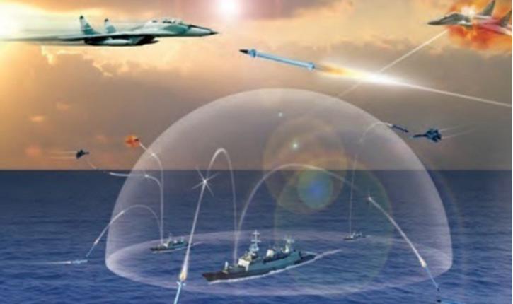 Barak 8  système de défense antimissile israelien opérationnel !