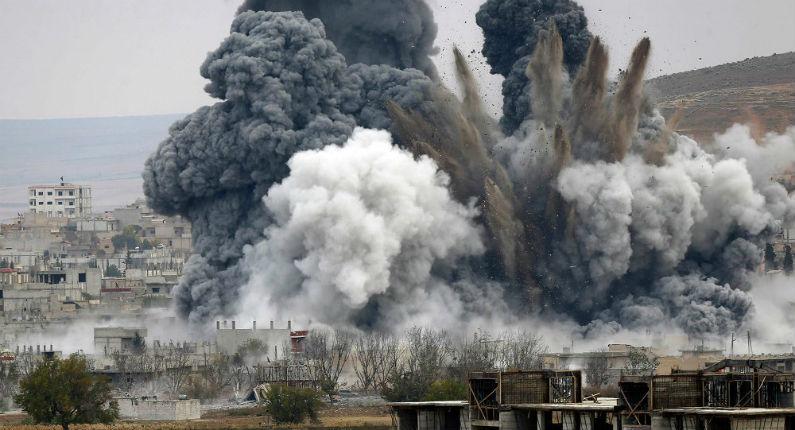 Syrie: plus de 1.700 civils dont 429 enfants tués dans les raids russes et toujours aucune manifestation en Europe ni d'appel au boycott… Où sont passés les «indignés» pour Gaza ?
