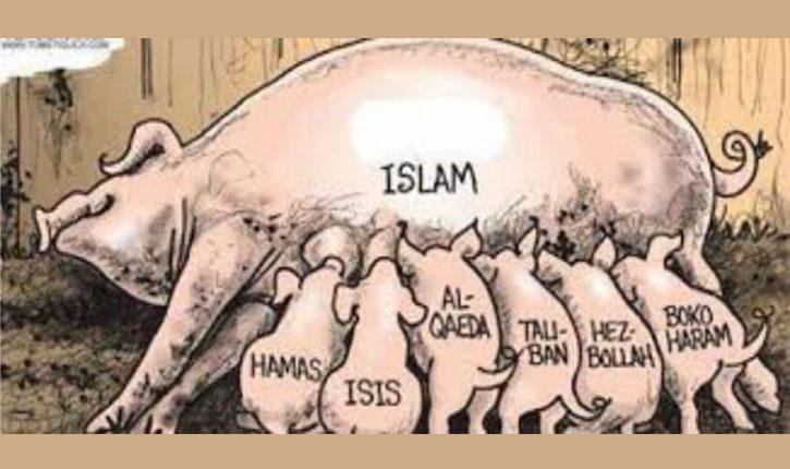 Fatwas et caricatures, la stratégie de l'islamisme. «Un affrontement est imminent à l'échelle mondiale»