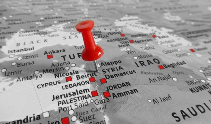 CNN raye Israël de la carte et le remplace par «Palestina»