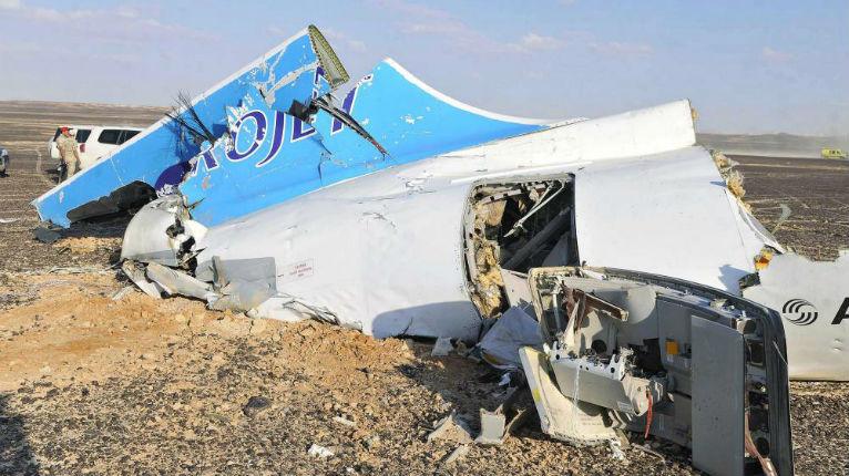 Crash dans le Sinaï : Plus de vols à destination de l'Egypte. Poutine prend la décision sur préconisation des services secrets russes