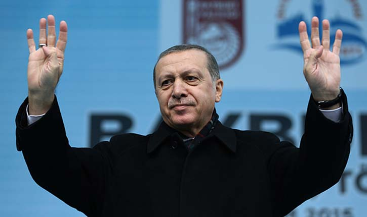 Erdogan menace Poutine: «tu ne devrais pas jouer avec le feu !»