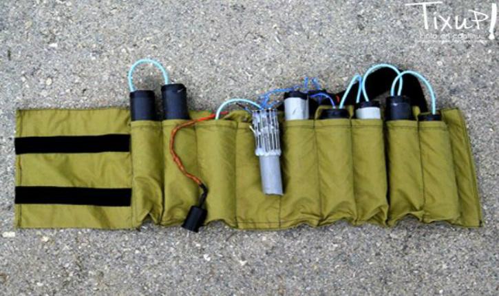 Attentats : une ceinture d'explosifs retrouvée en pleine rue à Montrouge