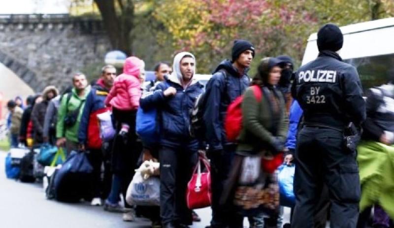 Une bourgade allemande d'une centaine d'habitants, forcée d'accepter 750 migrants.