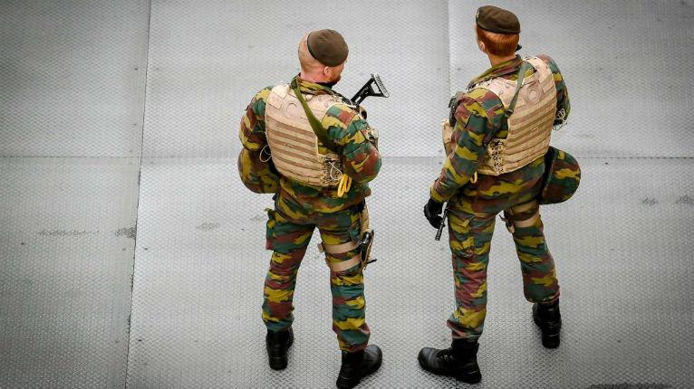 Belgique: Etat d'alerte terroriste maximum en Région de Bruxelles. Important dispositif militaire déployé