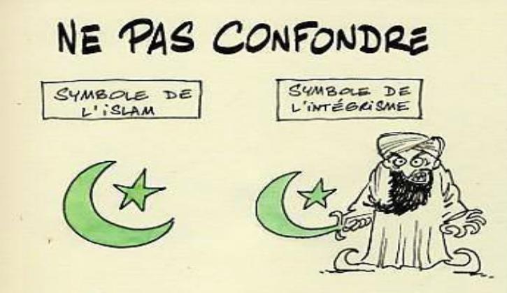 La culpabilité de l'occident face à L'islam