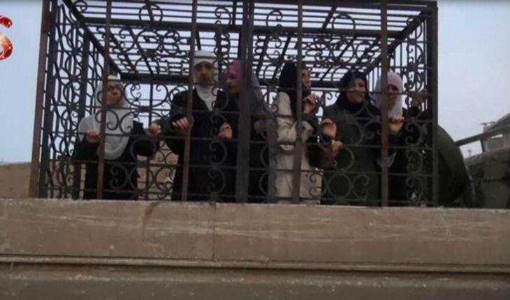 L'opposition syrienne islamiste, soutenue par Obama, annonce l'utilisation de boucliers humains