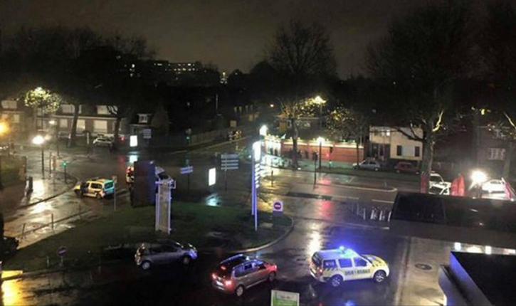 Prise d'otages en cours à Roubaix: déjà plusieurs civils blessés