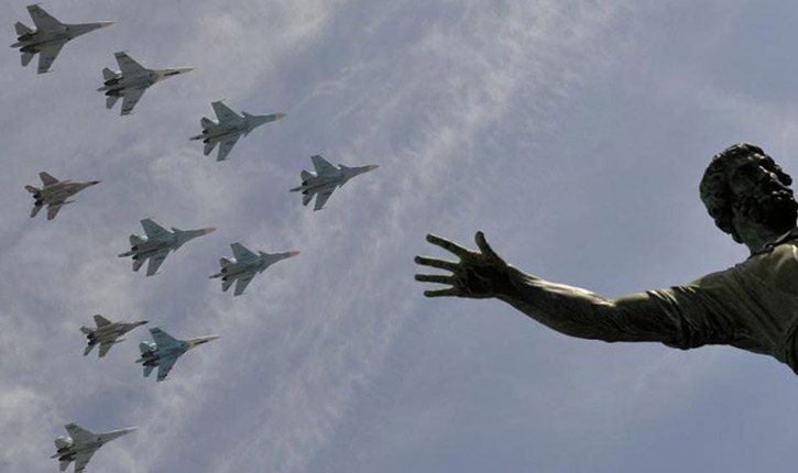 Poutine fait bombarder les convois turcs de drogue et de pétrole