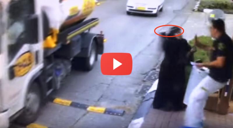 [Vidéo] – Judée-Samarie: Une terroriste arabe de 22 ans poignarde de sang froid un garde civil.