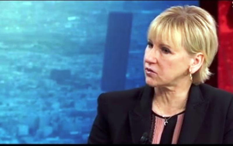 La ministre suédoise accuse indirectement Israël des attentats de Paris