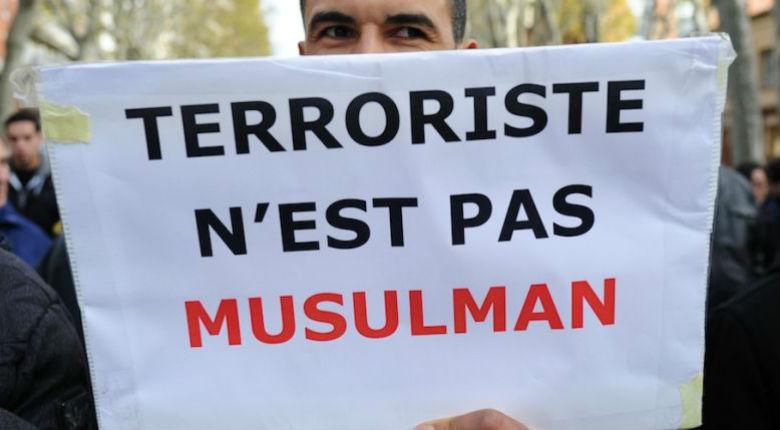 Attentats de Paris: L'intox du jour: la montée des actes islamophobes. Préoccupez vous plutôt de l'islamisme radical !