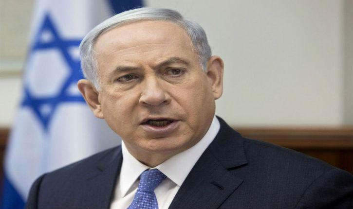 Réaction de Benjamin Netanyahu au chantage de Laurent Fabius «Vous donnez à l'avance aux Palestiniens une bonne raison de ne faire aucun compromis»