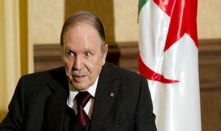 Algérie: Bouteflika annonce sa candidature à la présidentielle