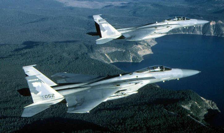 Les Etats-Unis vont livrer soixante-douze appareils F-15 au Qatar, avec des casques ultra-perfectionnés «made in Israel»
