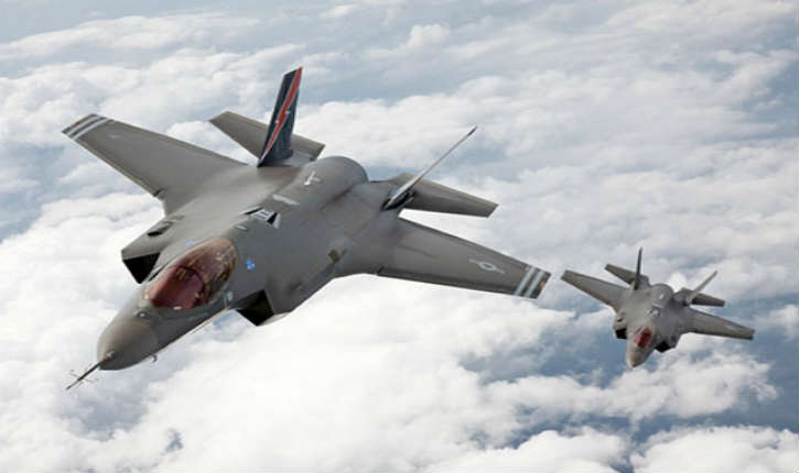 [Vidéo] Israël signe l'achat de dix-sept avions-furtifs F-35, ce qui portera à cinquante appareils d'ici 2024
