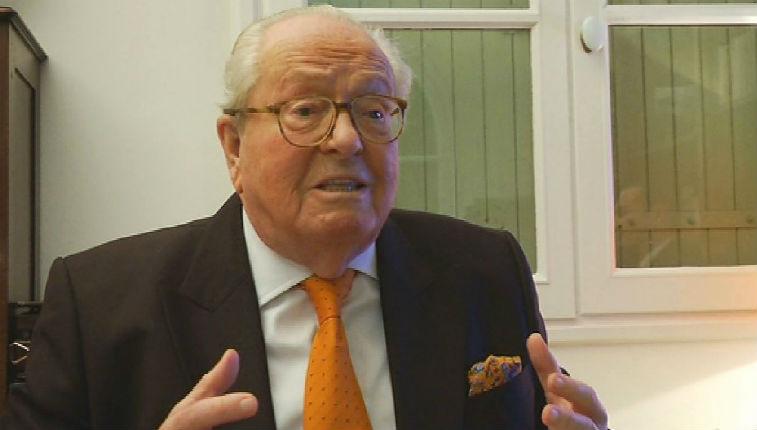 Jean-Marie Le Pen ne veut pas assister en 2017 à l'élection du « président Mustapha »