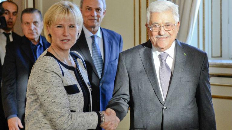 Suède : le gouvernement anti-israélien suédois inaugure la première «ambassade de Palestine» en Europe