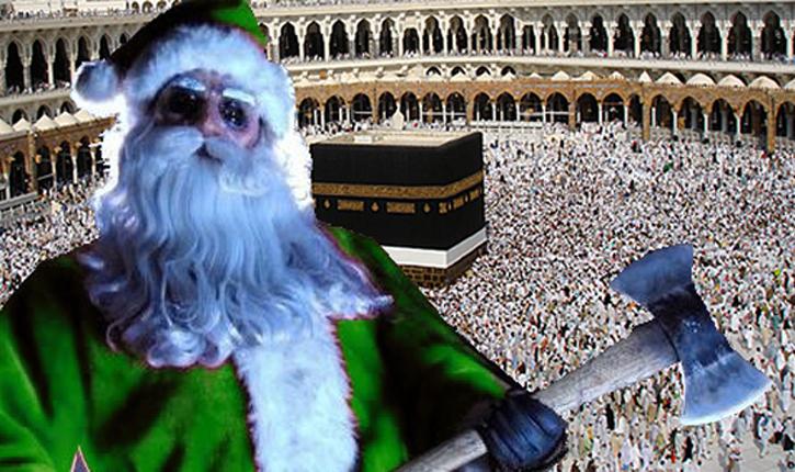 Mawlid: cette fête musulmane qui vient piétiner sur Noel