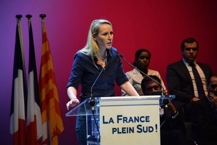 Pour Marion Maréchal-Le Pen les musulmans ne peuvent être Français « qu'à la condition seulement de se plier aux mœurs et au mode de vie »