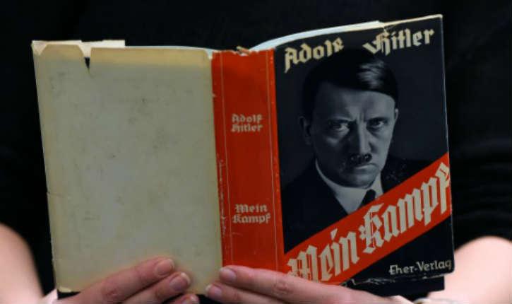 «Mein Kampf» au lycée, les enseignants allemands favorables pour immuniser les adolescents contre l'extrémisme ?