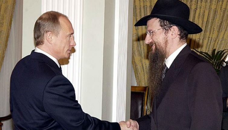 Vladimir Poutine fait voter une loi contre les commentaires à caractère antisémite des textes sacrés Juifs et de la Bible
