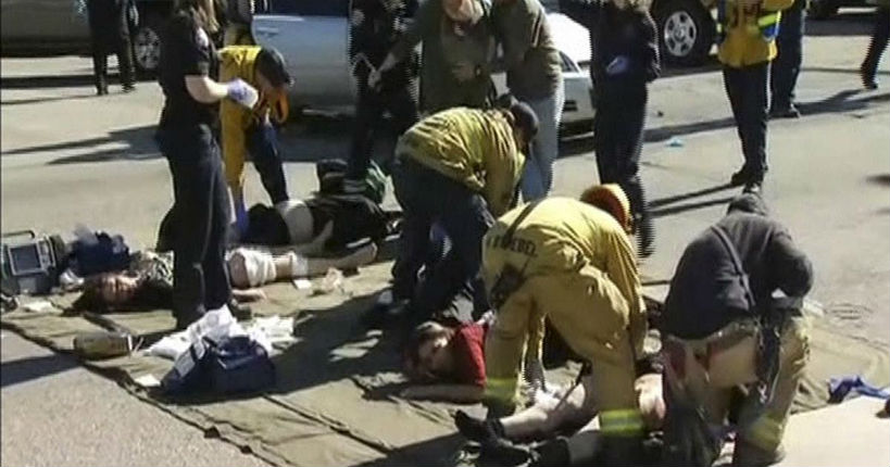 Attentat aux États-Unis : Au moins 14 morts et 17 blessés dans une fusillade. Les 3 auteurs sont musulmans