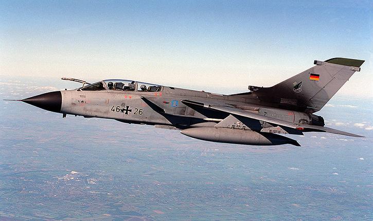 Syrie: les avions Tornado allemands utilisent la technologie israélienne contre l'Etat islamique